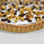 Walnut Coffee Tart