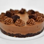 Hazelnut Brownie Gateau